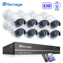 8CH водонепроницаемый до CCTV
