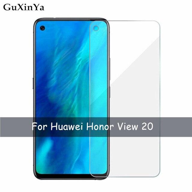 2pcs Tempered Glass Huawei Honor View 20 Screen Protector 9H Glass For Huawei Honor View 20 Anti-scratch Glass Huawei Honor V20