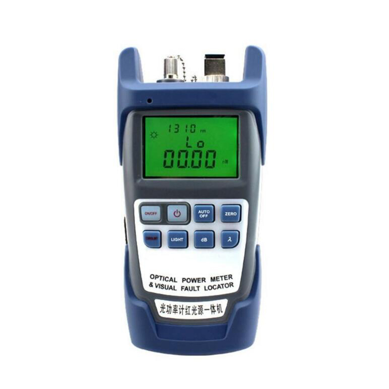Electrical Fault Locator : Aua a opm optical power meter visual fault locator