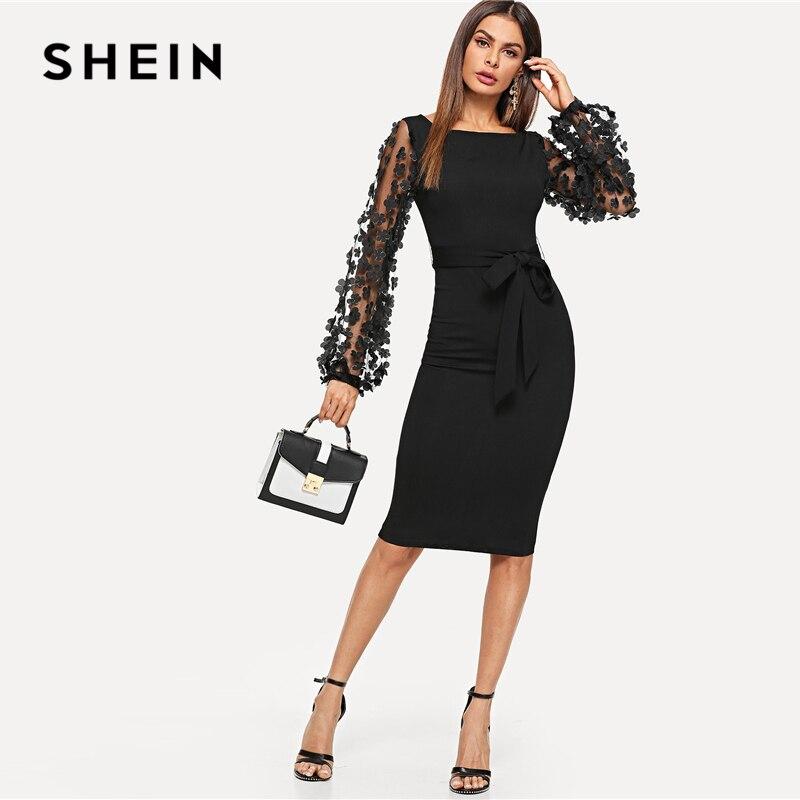 ef225357d87 Женская мода плюс размер платье Асимметричная Водолазка пуловер Одежда  более размер Весна Осень Макси Длинное Элегантное платье черный