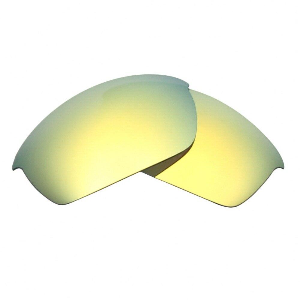 4e79d49808 Mryok POLARIZED Replacement Lenses for Oakley Flak Jacket Sunglasses ...