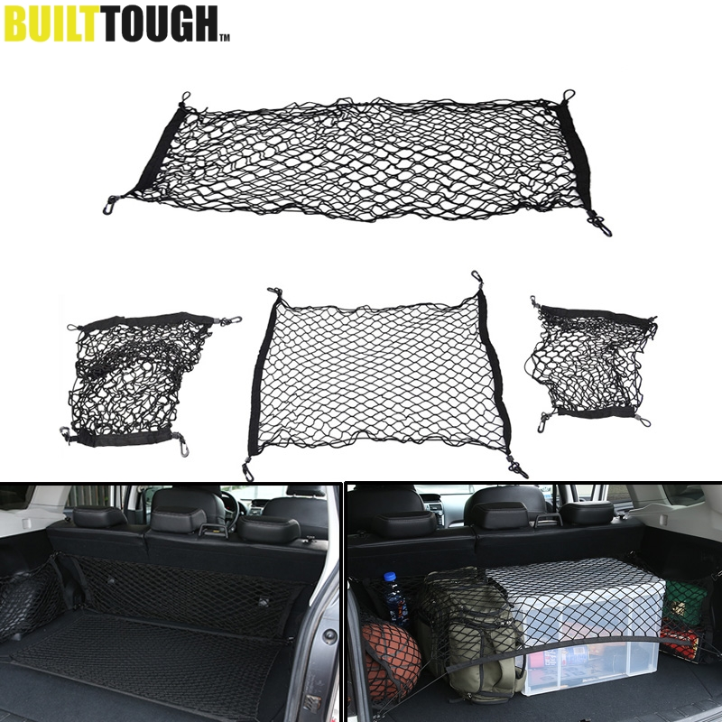 Envelope Style Trunk Cargo Net Rear for Subaru Impreza 2017-2019 Crosstrek 2018-2019 New Trunknets Inc