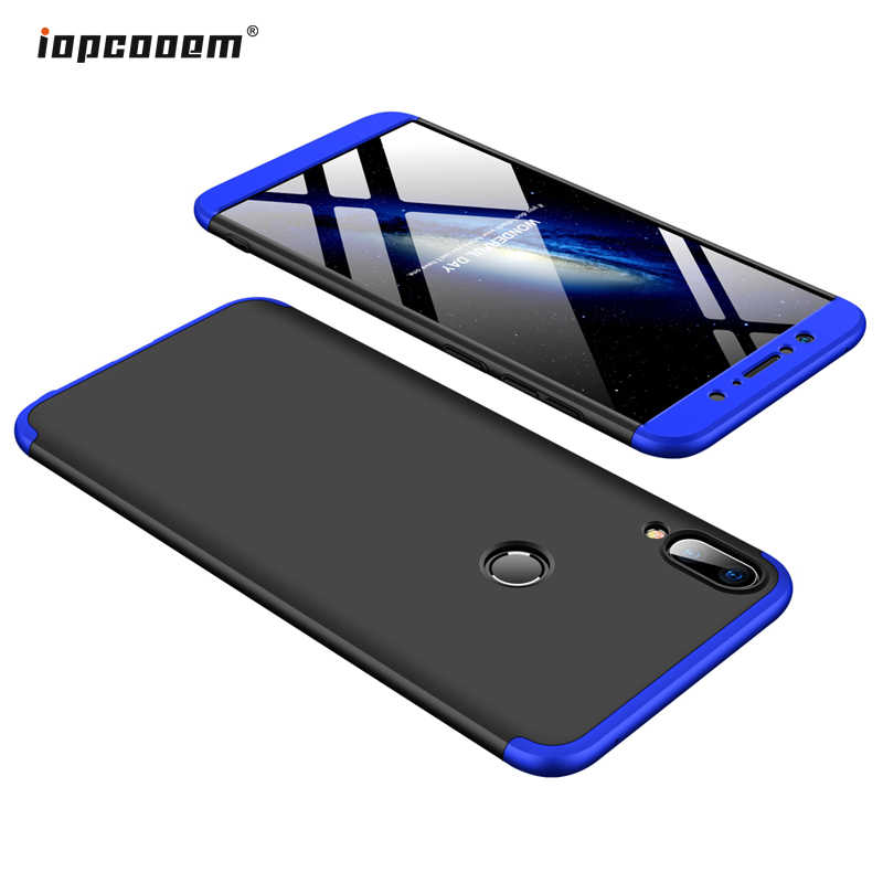 For Asus Zenfone Max Pro M1 ZB602KL Case Cover 360 Full Protection  Shockproof Hard Back Cover For Asus Zenfone Max Pro M1 Coque