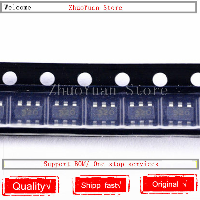 1PCS/lot TPS563200DDCR TPS563200 TPS563200DDCT SOT23-6 IC Chip New Original