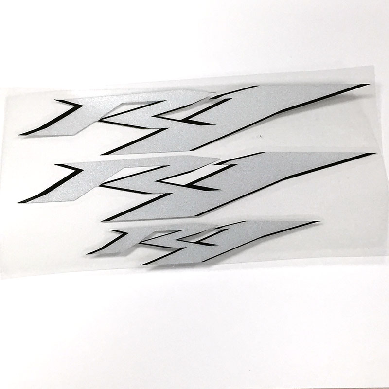 Moto Autocollants RÉFLÉCHISSANTS CARÉNAGE Stickers pour YAMAHA YZF R1