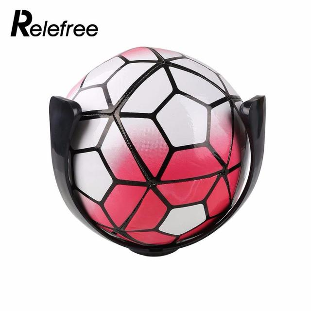 Marvelous Relefree Hot Ball Claw Holder For Basketball Storage Rack Organizer Plastic  Stand Support Soccer Rugby Wall