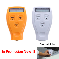 GM200 Coating Painting Thickness Gauge Tester Ultrasonic Film Mini Car Paint Test Coating Thickness Measure Thickness