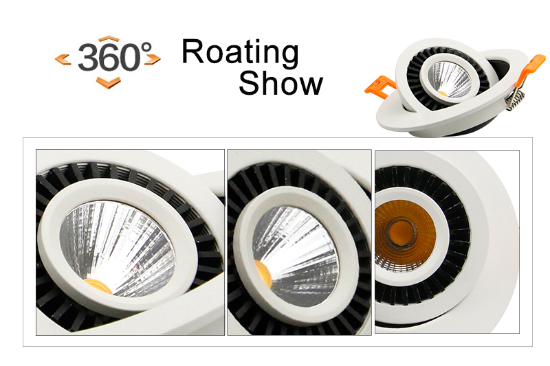 LED Downlight- (2)