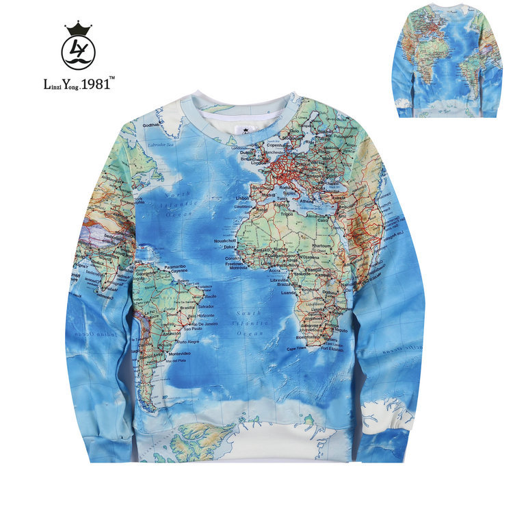 2018 men world map pullovers sweatshirts earth sweat shirt funny hip 2018 men world map pullovers sweatshirts earth sweat shirt funny hip hop street casual long sleeved cool man outerwear hoodies in hoodies sweatshirts from gumiabroncs Image collections