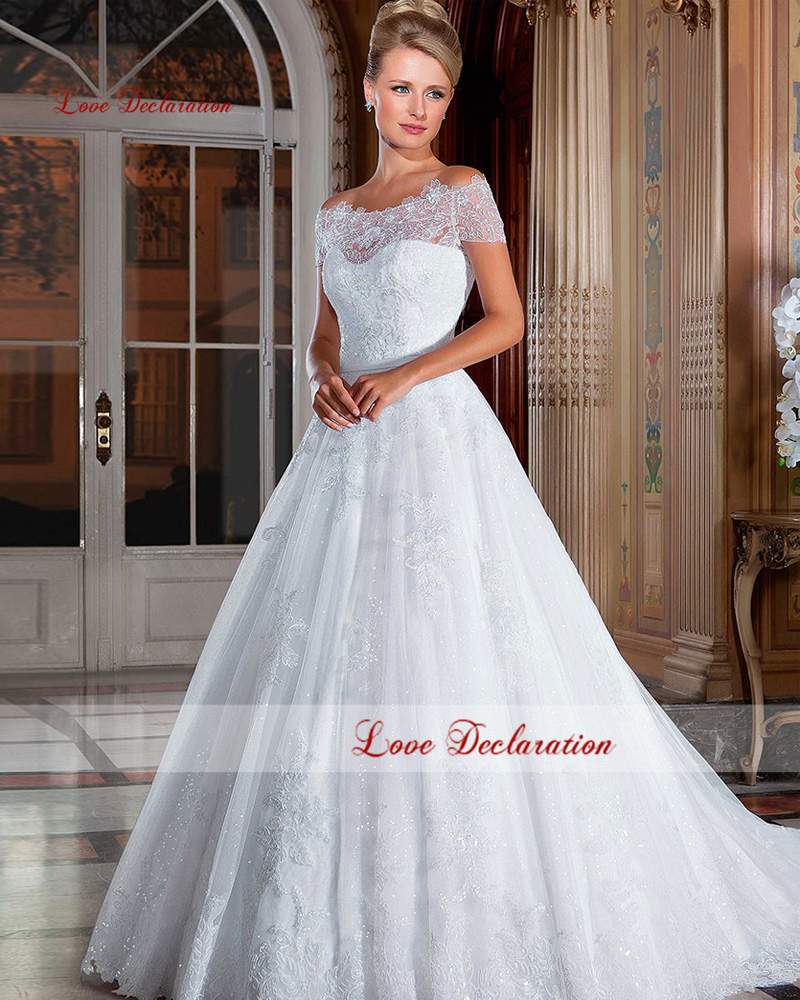 Popular Lace Western Wedding Dresses-Buy Cheap Lace Western ...