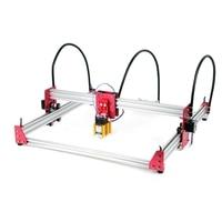 Mini CNC Laser Engraver Cutter Engraving DIY Machine 45*45cm Laser Cutter Engraving Machine Laser Cutting Machine EU Plug