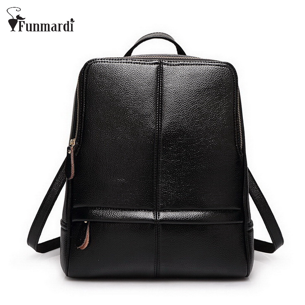New arrival Preppy PU leather backpack summer Fresh school bag candy colors leather women bag fashion