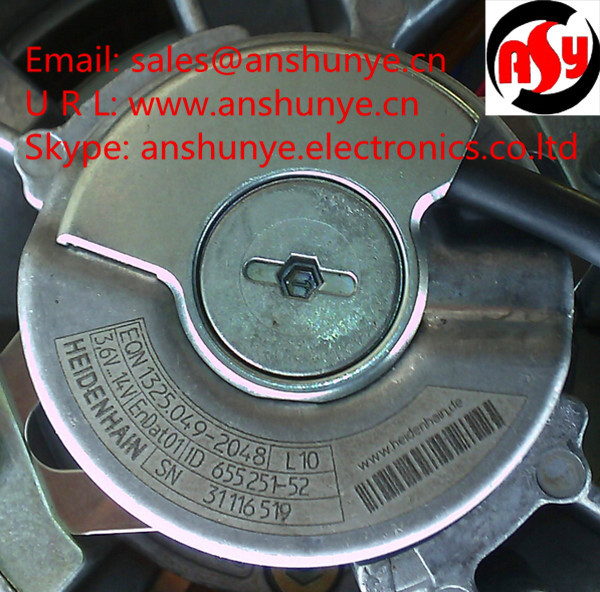 HEIDENHAIN EQN 1325.049-2048  Rotary encoder Resolver  EQN1325.049-2048 ,Second Hand Looks Like new Tested Working