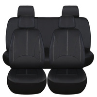 Car Seat Cover Seats Covers Accessories for Subaru Forester Impreza Legacy Outback Sti Tribeca Xv of 2010 2009 2008 2007