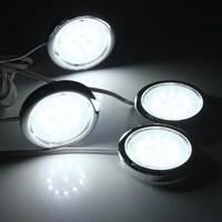 4pcs LED Light Bulb 4W SMD 48Led Energy Saving Lights Lamp Bulb Home Kitchen Under Cabinet