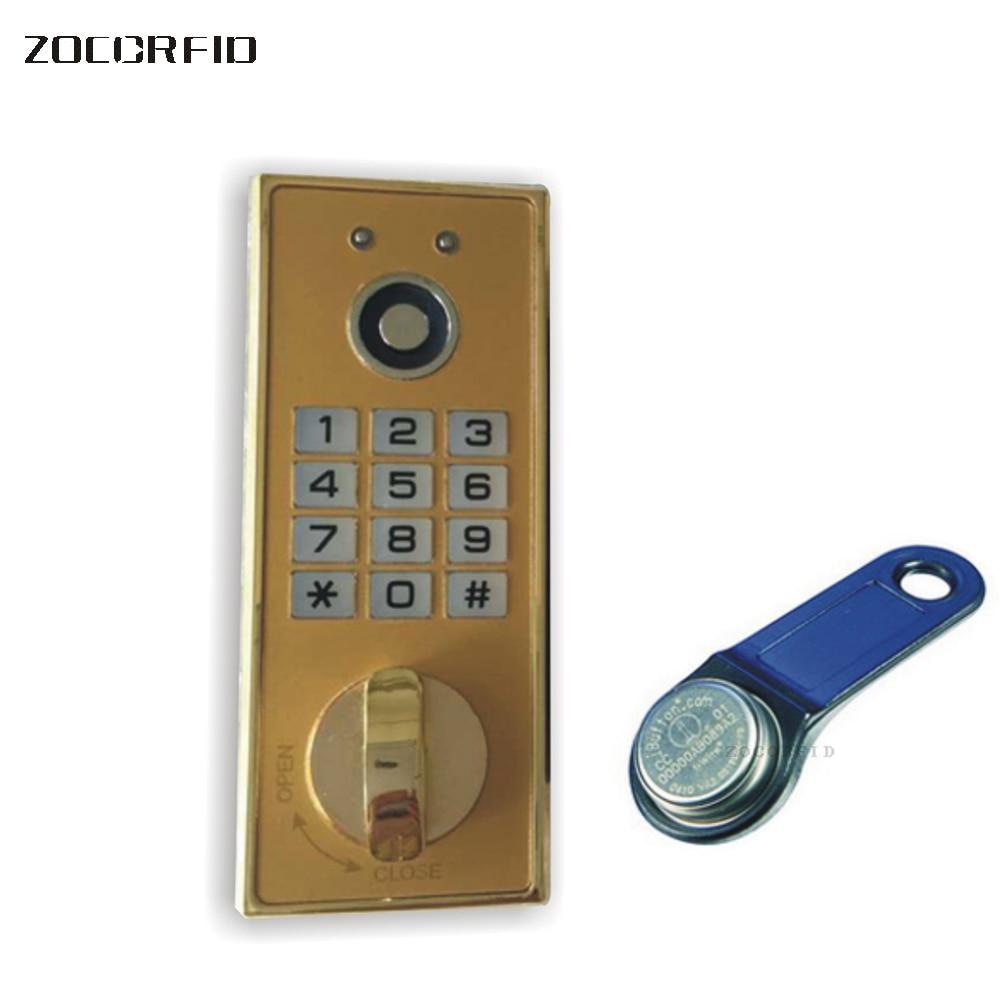 Free shipping Electronic password locker digital cabinet lock TM tags electronic combination lock цена и фото