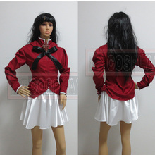 Anime Fate/stay night Irisviel von Einzbern cosplay costume customize