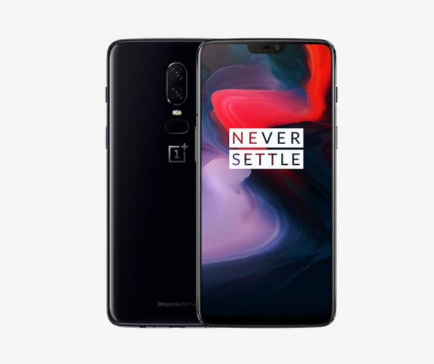Original OnePlus 6 6GB 64GB Snapdragon 845 Octa Core 20MP+16MP AI Dual Camera Face Unlock Android 8 OxygenOS Smartphone NFC