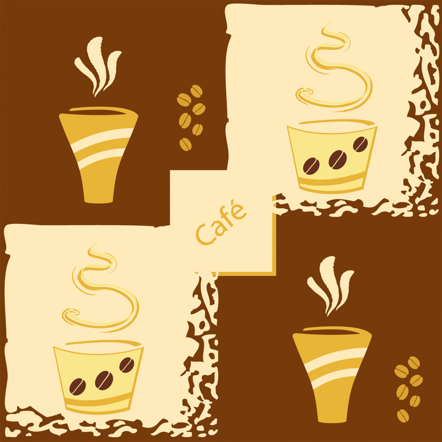 Beautiful Coffee Cup Wall Decor Picture Collection - The Wall Art ...
