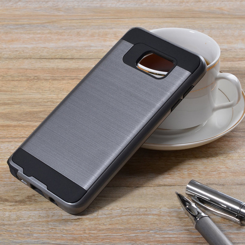 ZEALLION For Samsung Galaxy Note 5 Case 2 in 1 New Fashion High quality Hard Plastic Phone Cases Back Cover