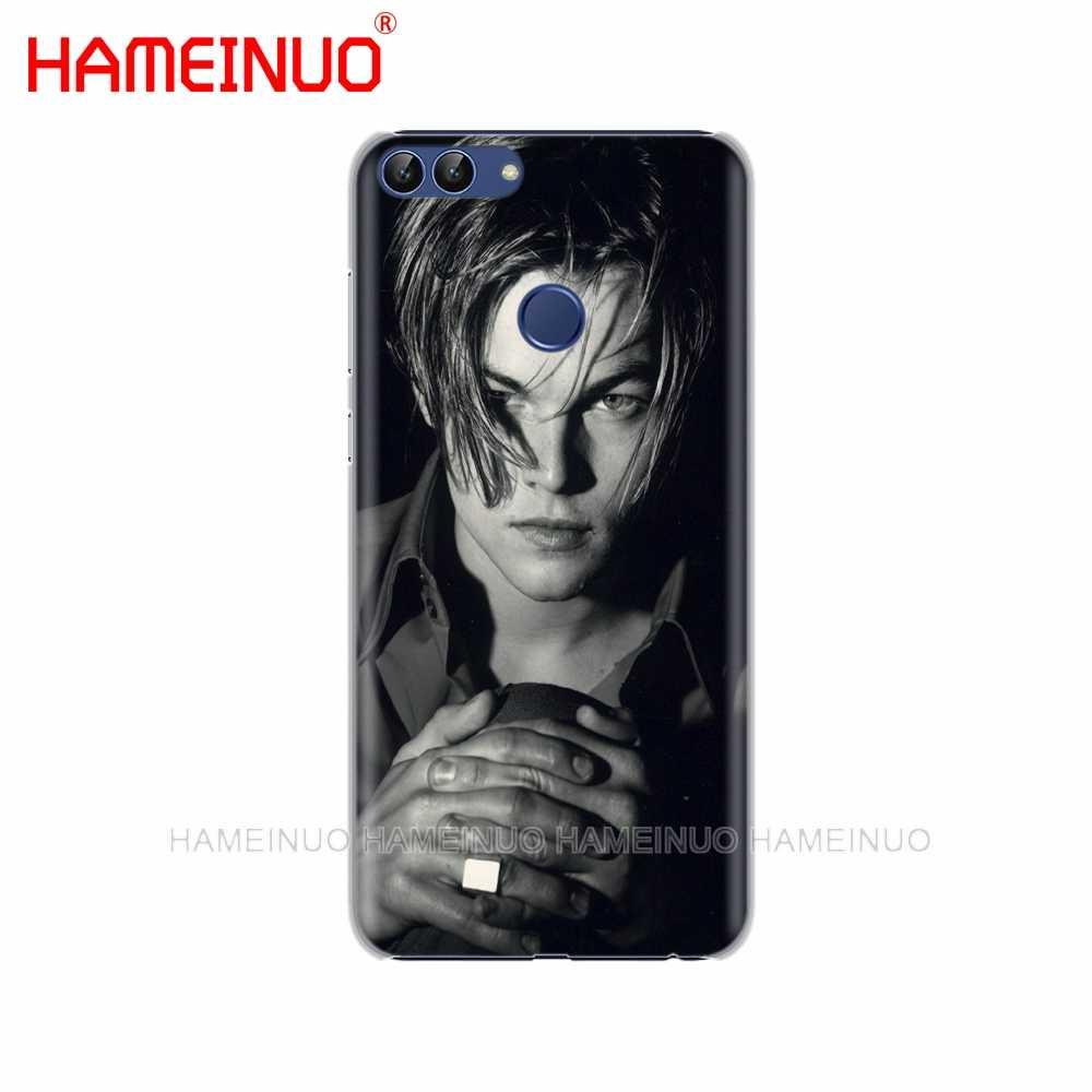 Hameinuoディカプリオ携帯電話カバーケースhuawei社の名誉7c y5 y625 y635 y6 y7 y9 2017 2018プライム