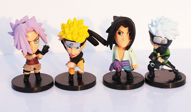 21Pcs Naruto Series Action Figure