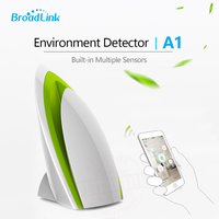 2014 New Air Quatily Detector Testing Air Humidity PM2 5 Intelligent Home Systems Broadlink A1 By