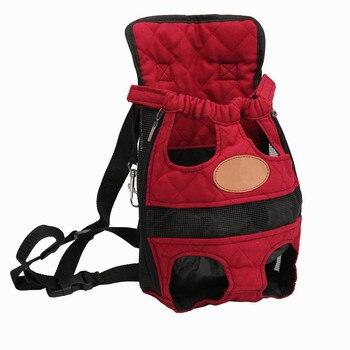Fashion Small Pet Dog Carrier Backpack Sling Travel Dog Backpack Breathable Pet bags Shoulder Puppy Carrier Front Bag For Dogs