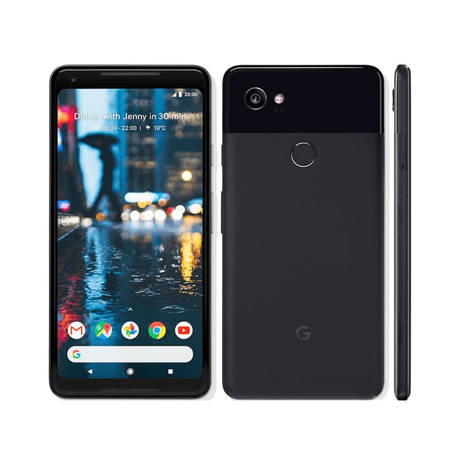 Original Google Pixel 2 XL UE versão LTE Mobile Phone 6.0