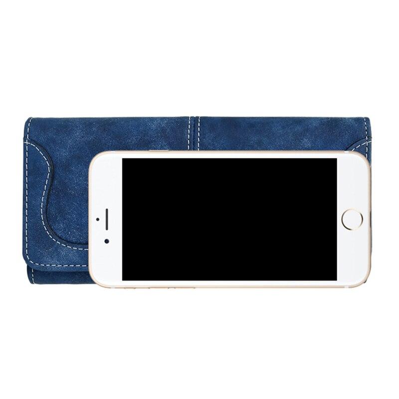 telefone preto longo walet Tipo : Card Holder/wallet Men/money Clip/ Coin Pocket/ Masculina