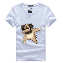 Animal Dog Print Hipster Funny t shirt Men PU27