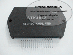 5PCS NEW Amplifier module STK4843 STK MODULE ,in stock,welcome contact