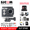 Original SJCAM SJ7 STAR Wifi 4k GYRO Touch Screen Ambarella A12S75 30M Waterproof Remote Sports DV