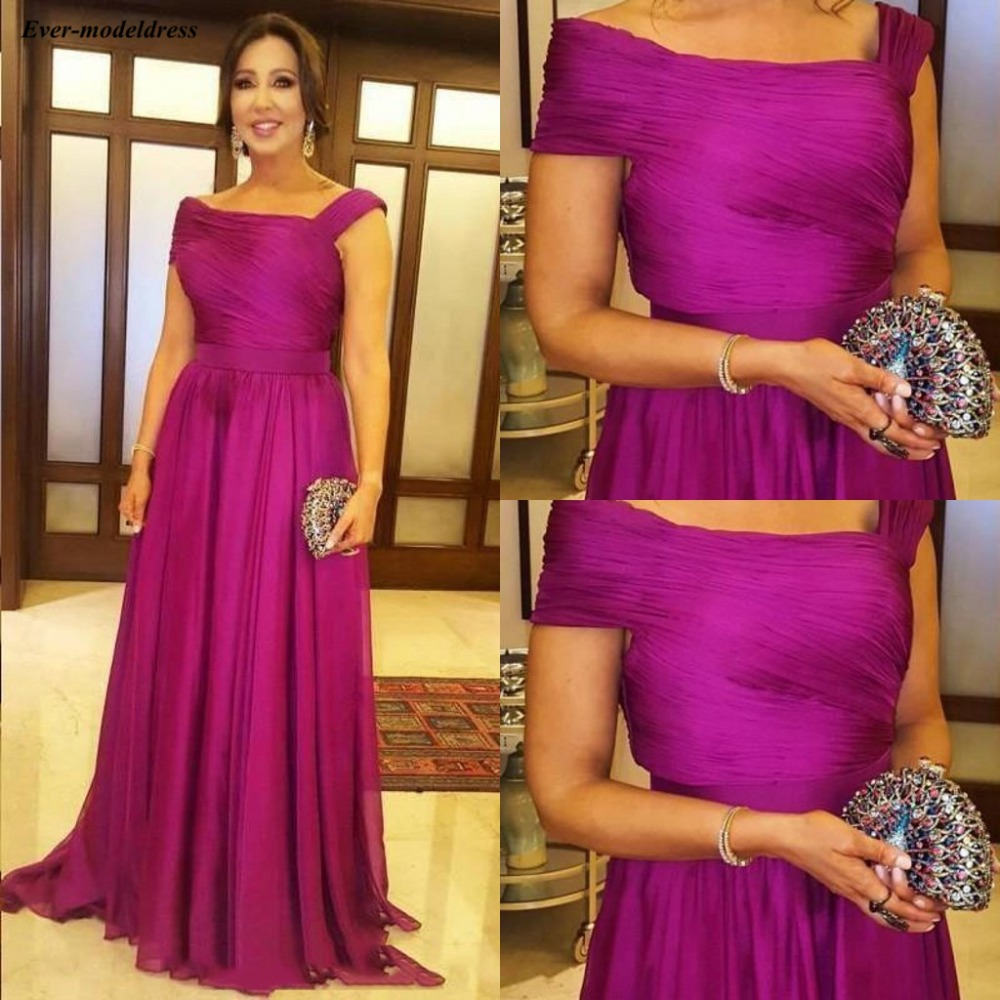 9f8398bd437 Buy fuchsia mother of the bride dresses and get free shipping on  AliExpress.com
