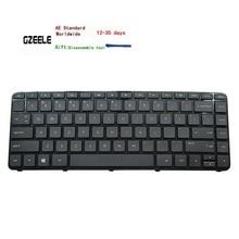 Английская Клавиатура США с рамкой для HP Pavilion 14 r107nv 14 r020tx 14 r202nv 14 r022la