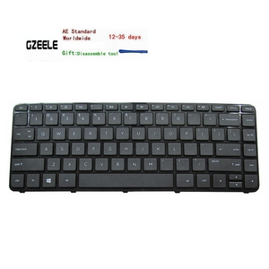 Image 1 - الولايات المتحدة الإنجليزية لوحة المفاتيح مع الإطار ل جناح HP 14 r107nv 14 r020tx 14 r202nv 14 r022la