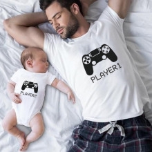 Забавные Семейные комплекты Одинаковая одежда для папы и сына семейная одежда для папы и дочки детский комбинезон детская футболка мужская футболка
