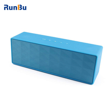 Portable Bluetooth Speaker Wireless Stereo Music Player Sound Box Support FM TF Card Hand-free call