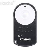 Камера с беспроводным ИК-пультом дистанционного управления, RC-6 для CANON 600D 650D 450D 500D 550D 750D 5D 6D 7D 1