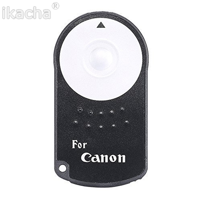 Camera wireless IR Remote Control RC-6 For CANON 600D 650D 450D 500D 550D 750D 5D 6D 7D 1