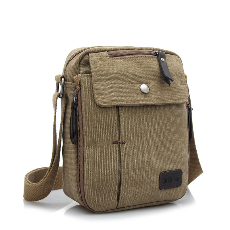 4695949fbf New 2017 Fashion Vintage Men Messenger Bags Canvas Bag Ladies Shoulder  Clutch Hobos Bolsos Mujer SMB077
