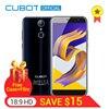 Cubot X18 Fingerprint 5 7 HD 18 9 MT6737T Quad Core 3GB RAM 32GB ROM Smartphone