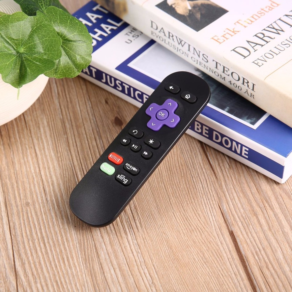 Latest Generation Replacement Remote Control for ROKU 1/ 2