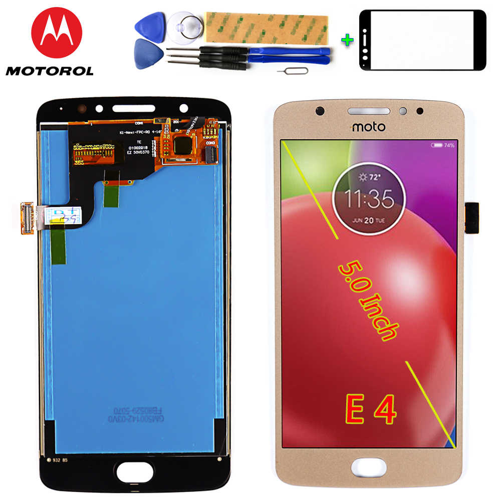 Detail Feedback Questions about For Motorola Moto E4 LCD