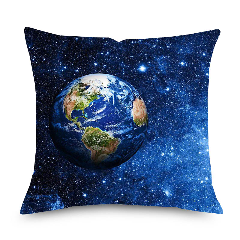 Mars And Venus In The Bedroom: The Earth Venus Mars Cushion Covers Cosmos Planet Beige