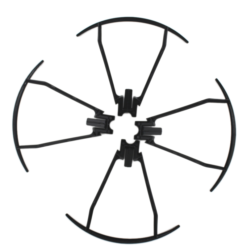 4Pcs/Set For XS809 XS809HW XS809W Foldable RC Quadcopter Drone Aircraft Spare Parts Propeller Guards Protective Frame