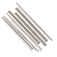 лучшая цена 15Pcs/Set Stainless Steel Wire Winding Rod Wire Wrapping Tools Coil Jig Tools Kit - 14cm Length