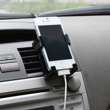 Stand Holder For Iphone 7 6 Plus 5s Car Holder Kit Air Vent Mount GPS Accessories For Samsung Stand Support Mobile Phone Holder