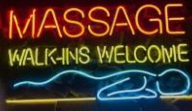 Custom Massage Walk Ins Welcome Neon Light Sign Beer Bar