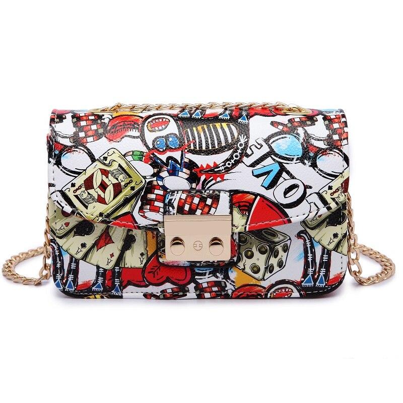 2020 New Women Bags Summer handbags high quality chain mini bag women messenger bags for women Clutch 6